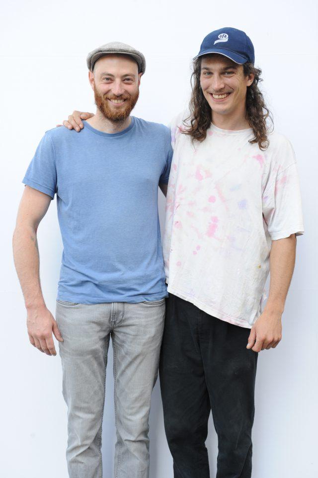 Grégoire et Gabriel